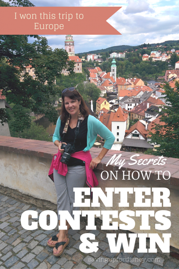 My Secrets on How to Enter Contests...and Win!