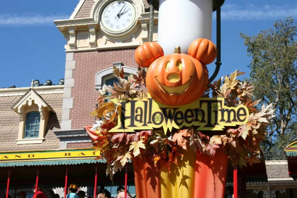 Halloween Time at Disneyland in Fall is full of tricks and treats for the entire family!