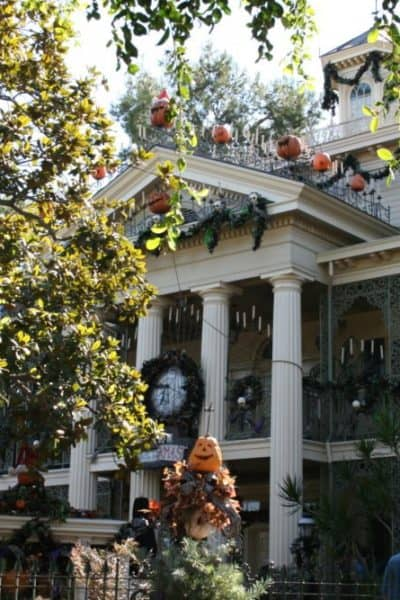 Tricks and Treats for Celebrating Halloween at Disneyland
