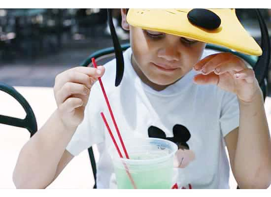 California summers are fun in the sun! What can guests see, eat and do when it's hot at Disneyland.