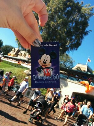 What do you bring with you to Disneyland?