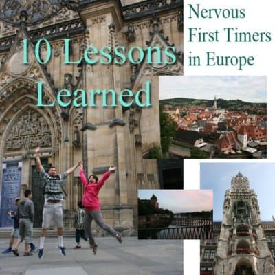 10 Lessons Learned While Traveling to Europe for the First Time