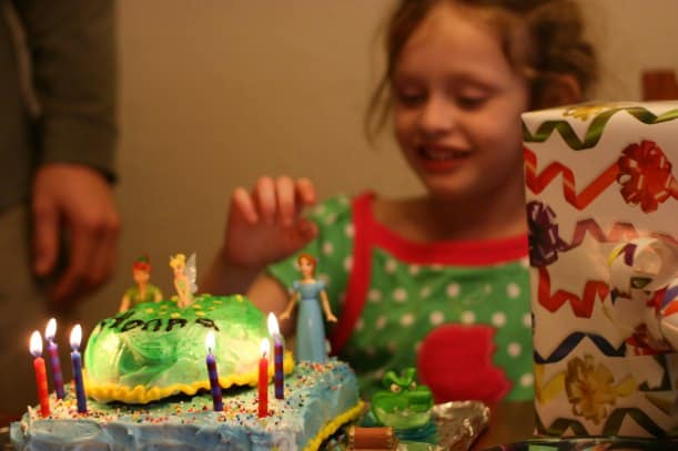 Tips on planning a birthday on a budget!
