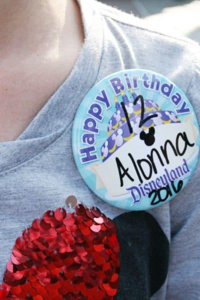 10 Magical Ways to Celebrate Your Birthday at Disneyland!