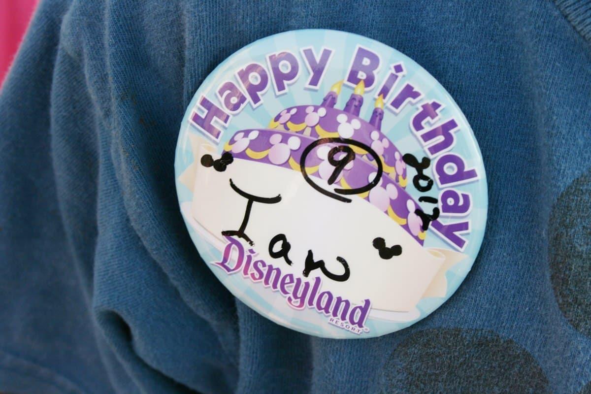 10 Magical Ways To Celebrate Your Birthday At Disneyland