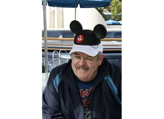 You are never too old for your first pair of Mouse Ears!