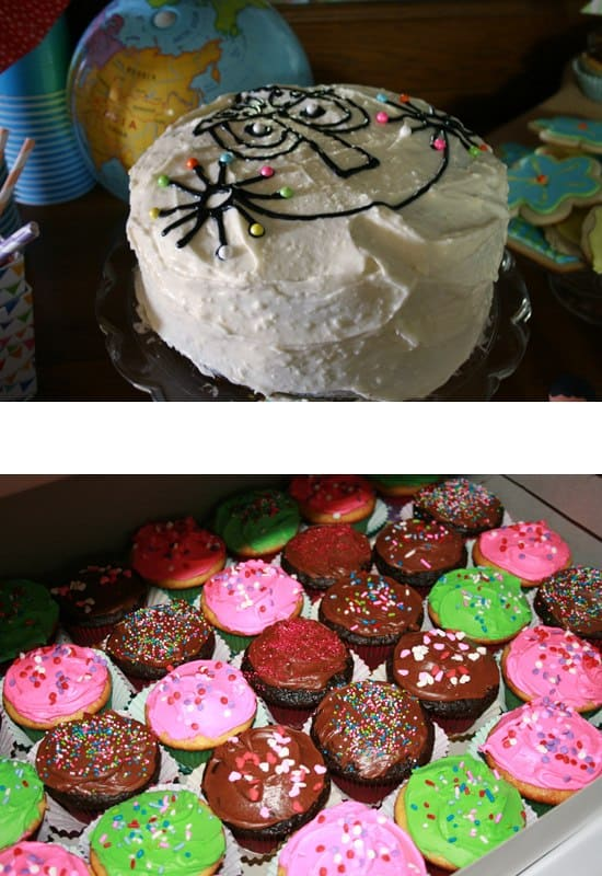 TONS of birthday party on a budget ideas! Dozens of create theme, decorations and food ideas for all types of parties.