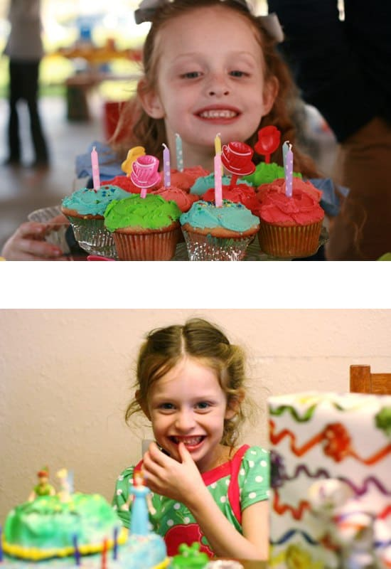 Happy Birthday! Tips for throwing a party on a budget.