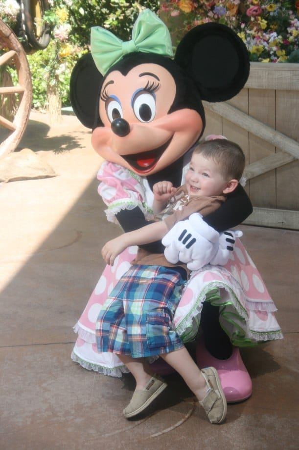 Disneyland with a Toddler -Top 14 Tips for a Happy Day