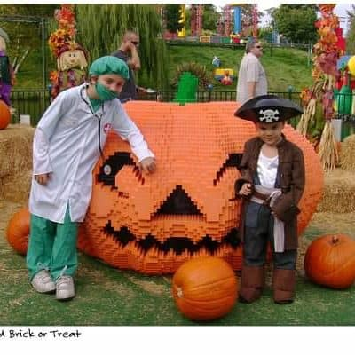 SoCal Guide – Legoland Brick or Treat Halloween Party