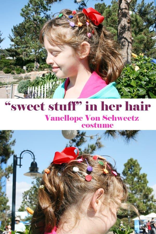 DIY Vanellope von Schweetz costume - Wreck it Ralph - #Disneybound