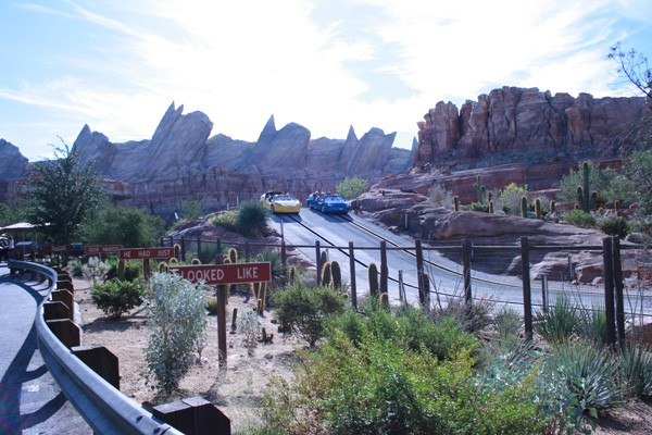 Radiator Springs Racers – Why a Trip to Cars Land is a Must!