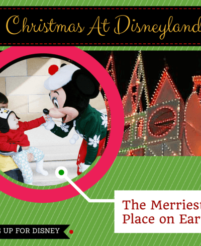 Christmas at Disneyland Park – The Merriest Place on Earth!