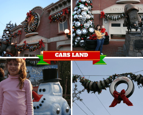 Disney California Adventure Park - Christmas