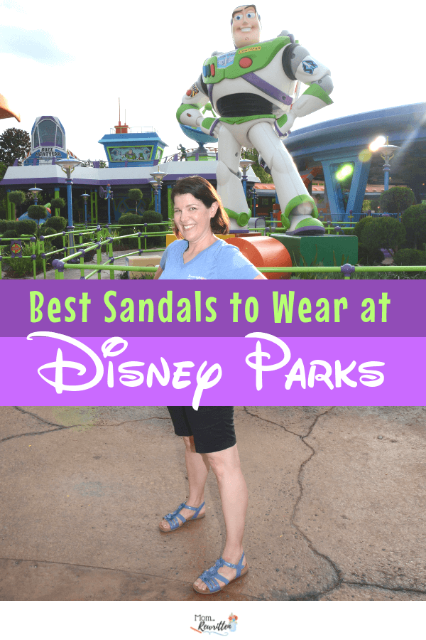 Choosing the right shoes for your Disney vacation can make or break the trip! See my choices for best shoes for your summer Disney vacation. #Disney #DisneyTravel #Disneyland #DisneyWorld #Packing #Travel #TravelPacking #Shoes #ShoeShopping #ThemePark #AmusementPark #WhattoWear