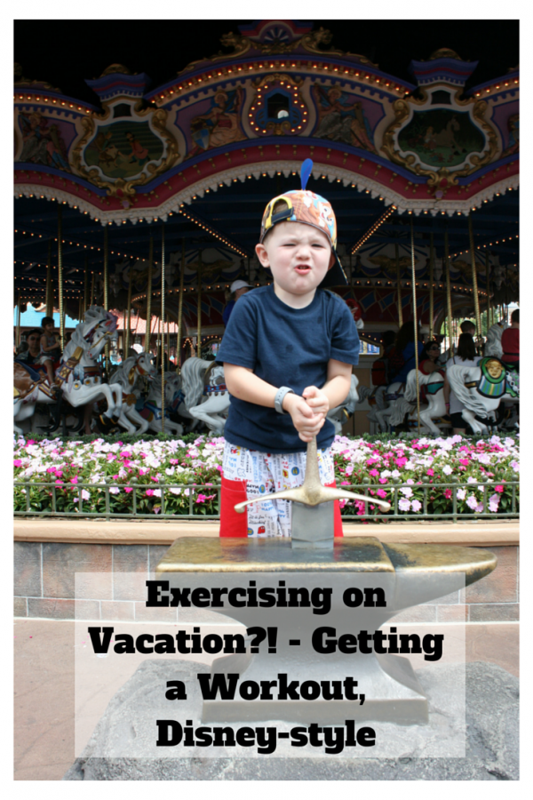 Exercising on Vacation?! - Getting in a Workout, Disney-style at the Disneyland Resort Hotels
