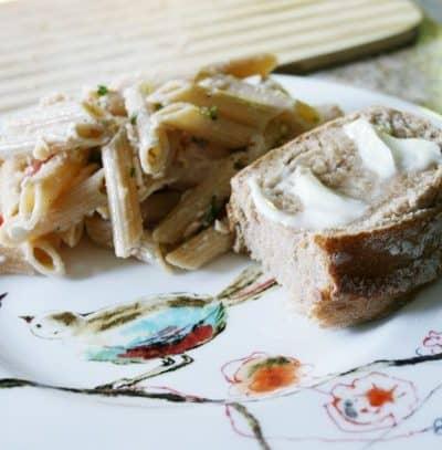 Eat at Home and Save – DIY Recipe- Summer Pasta Salad