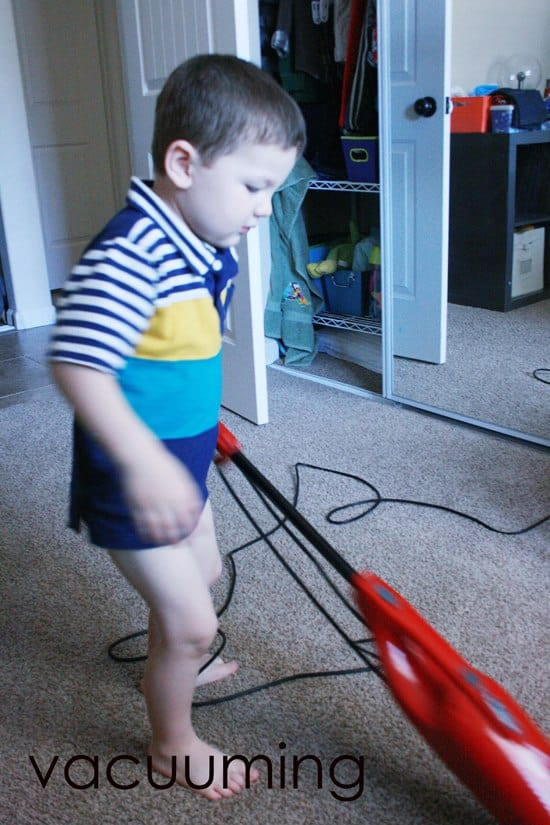 Why Our Kids Do Housework - Tips for Getting Kids to Pitch In