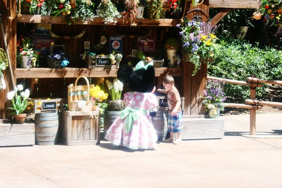 Springtime Roundup at Disneyland's Big Thunder Ranch