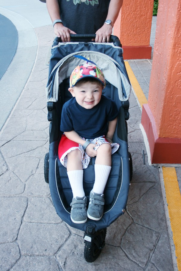 Amusement Park Rentals - City Mini GT Stroller Review