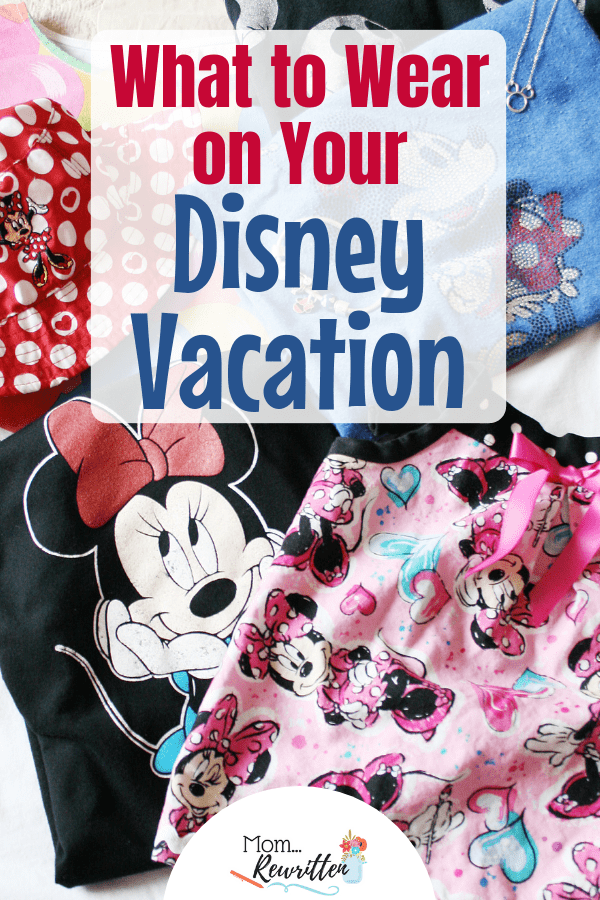 Want to know what you should you wear on your Disney trip? These comfortable but cute clothes are perfect for both Disneyland and Walt Disney World vacations! I'm sharing my tested head to toe tips for Disney outfits, including Mouse Ears,Disney jewelry, boutique outfits and best shoes to wear in the Disney parks. Before you pack anything for your next Disney vacation, read this! #Disney #Packing #WhattoWear #Disneyland #DisneyWorld | What to Wear | Disney Boutique
