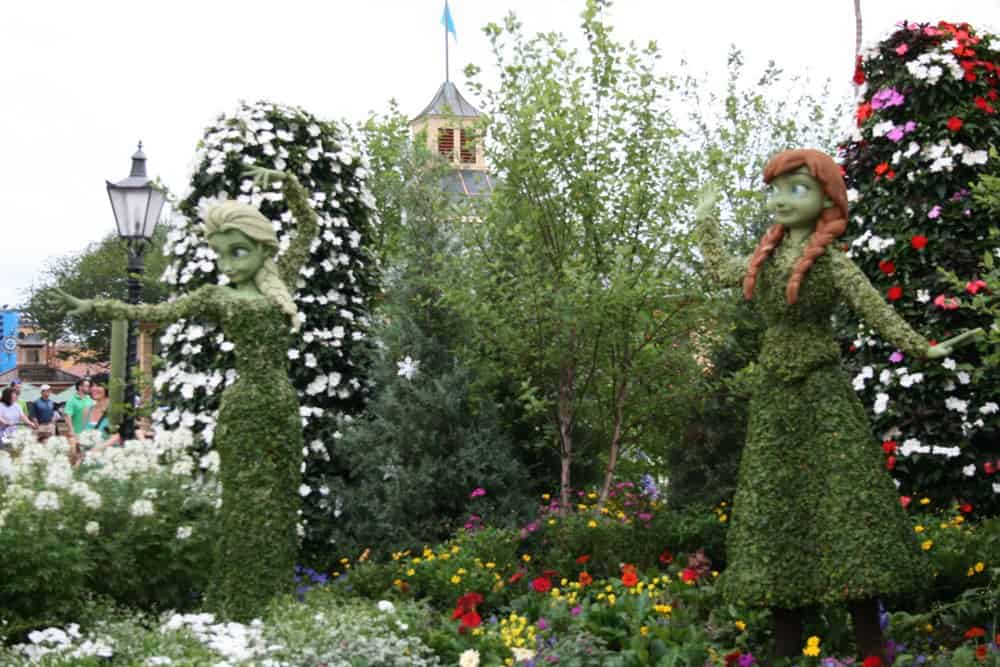 Wondering what kids can do at the Epcot International Flower and Garden Festival? This kid-friendly guide to the Disney World special event explains what there is for kids to do, eat and see!
