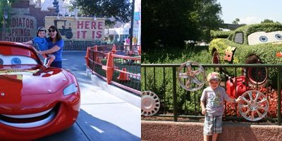 Similarities Between Disneyland & Walt Disney World