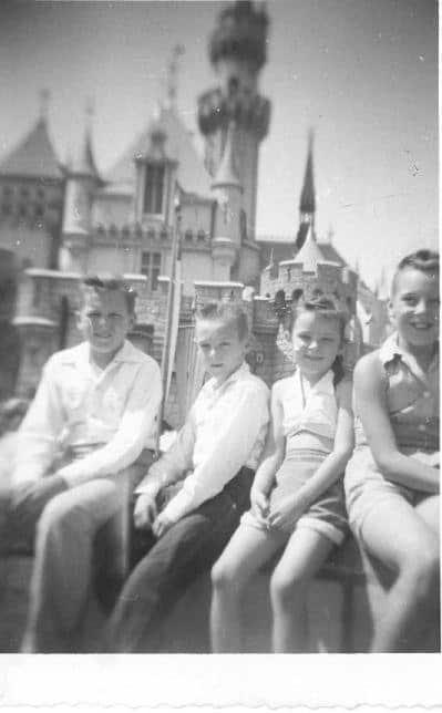Disneyland 1957