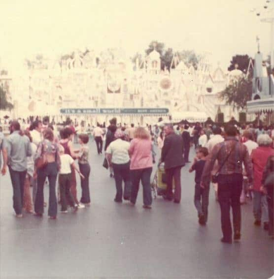 60 Days to 60 Years - My First Trip to Disneyland -1974