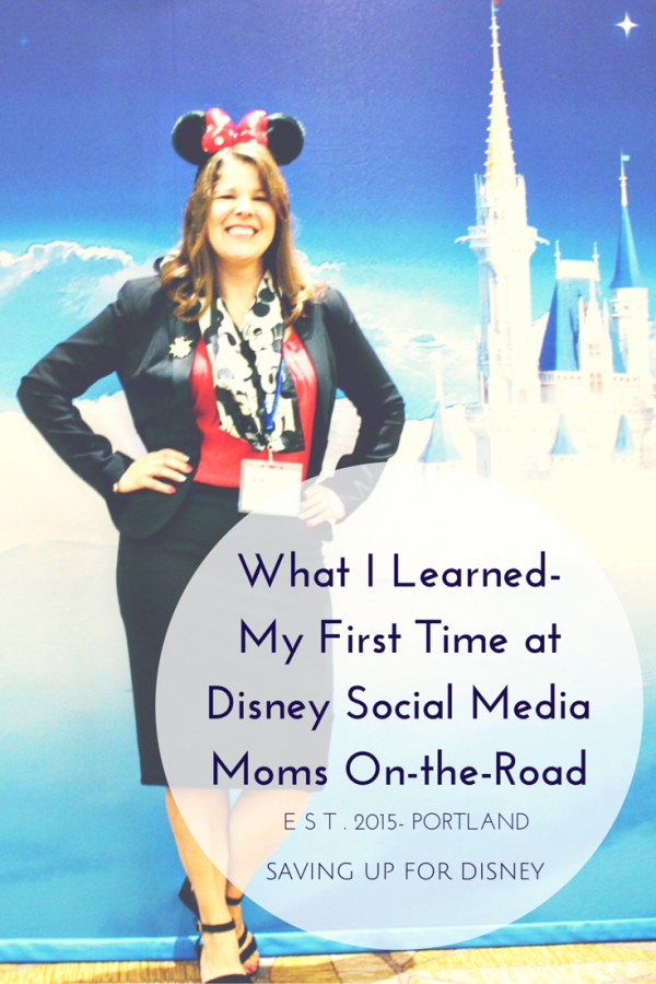 "What I Learned My First Time ""On the Road"" at Disney Social Media Moms On-the-Road - Portland #DisneySMMC"