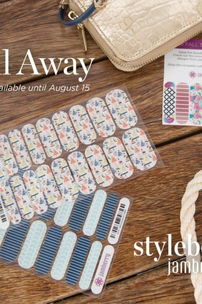 Jamberry Giveaway – Set Sail with August's Jamberry StyleBox