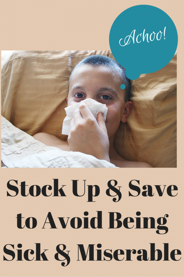 Why Stock Up and Save Makes Sense #HealthySavings #CollectiveBias #ad