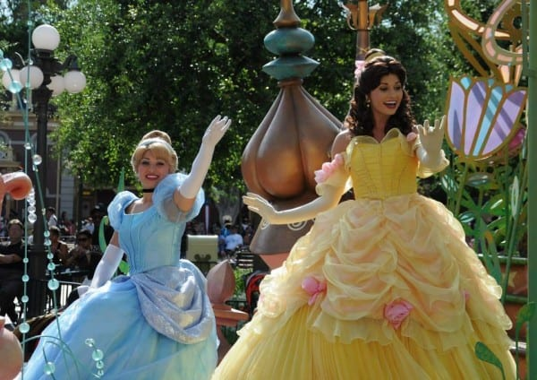 Princess Guide to the Disneyland Resort