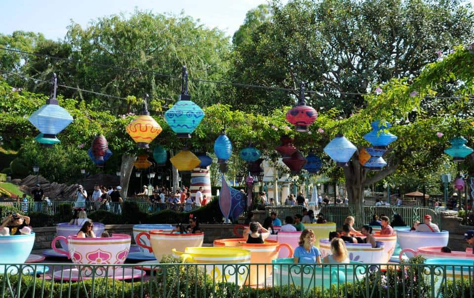 Princess Guide to the Disneyland Resort
