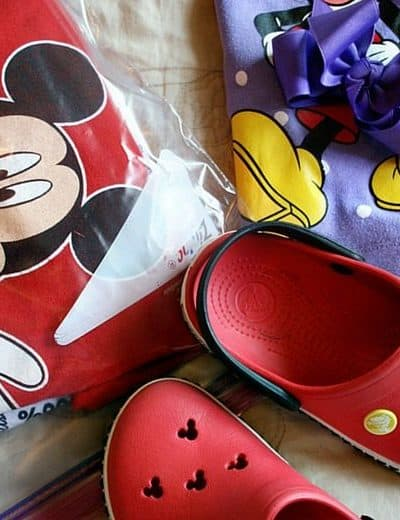 Disney Trip FREE Printable – Packing List for Kids