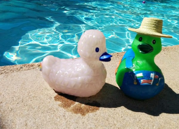 RUBBA DUCKS Flock into the Boathouse Restaurant Disney Springs - Giveaway!