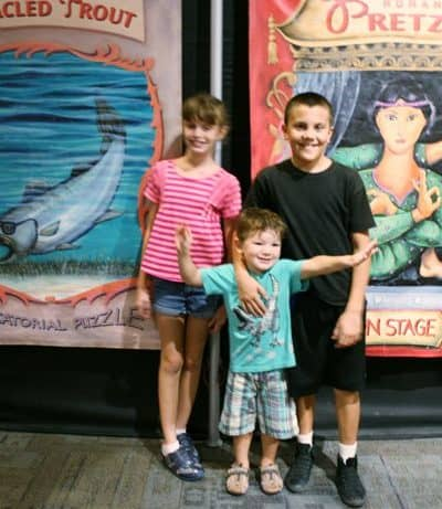 SoCal Guide – Hands-on Fun at the Reuben H. Fleet Science Center