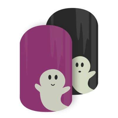 Jamberry Giveaway – Glowing Ghouls Halloween Nail Wraps
