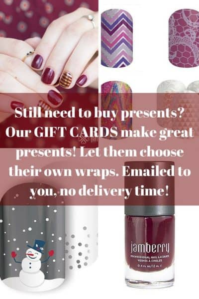Jamberry Black Friday Deals and GIFT CERTIFICATE GIVEAWAY!