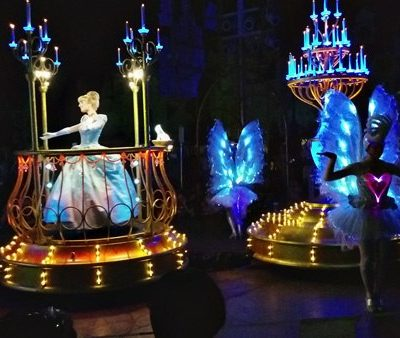 Paint the Night – Disneyland's Nighttime Spectacular Parade