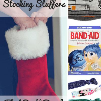 Disney-Themed Stocking Stuffers That Don't Break the Bank