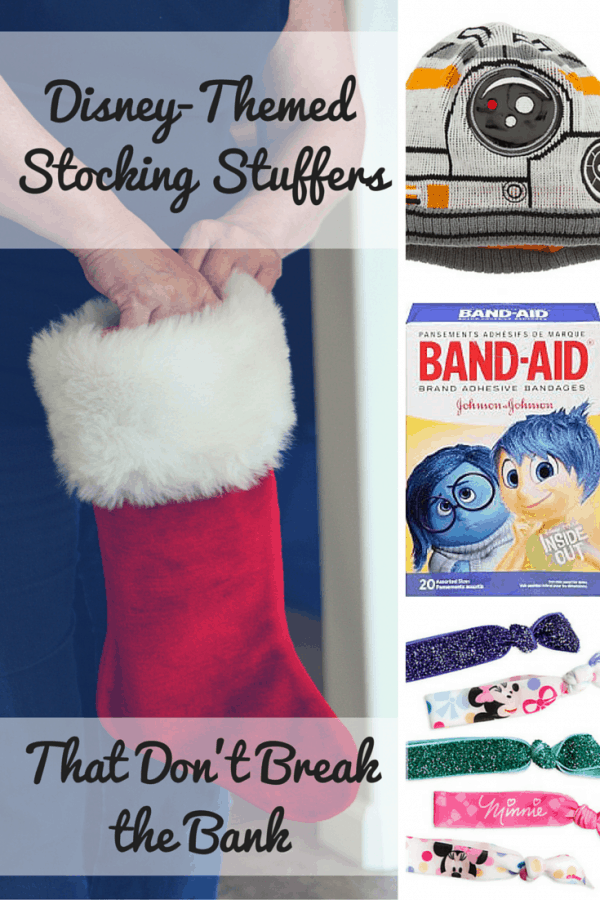 Disney-Themed Stocking Stuffers That Don't Break the Bank