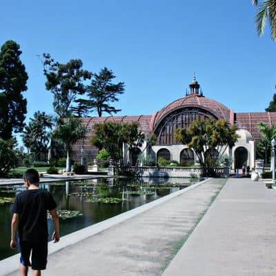 Free Things for Families in San Diego's Balboa Park