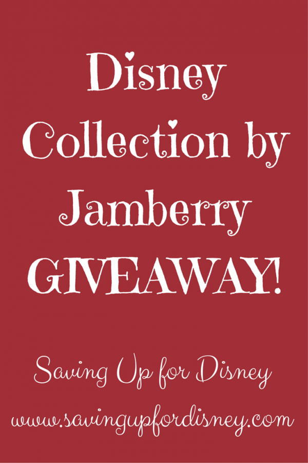 GIVEAWAY! Current Disney Collection by Jamberry Designs are Retiring!