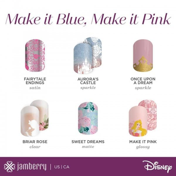 GIVEAWAY - Disney Collection by Jamberry