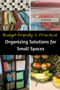 Budget-friendly & Practical Organizing Solutions for Small Spaces