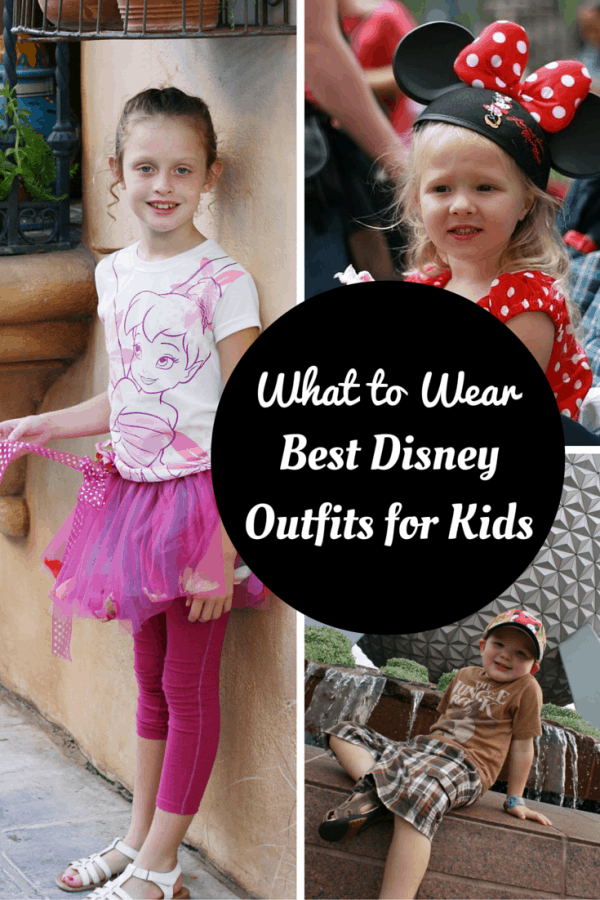 What to Wear in the Parks? These are the Best Disney Outfits for Kids