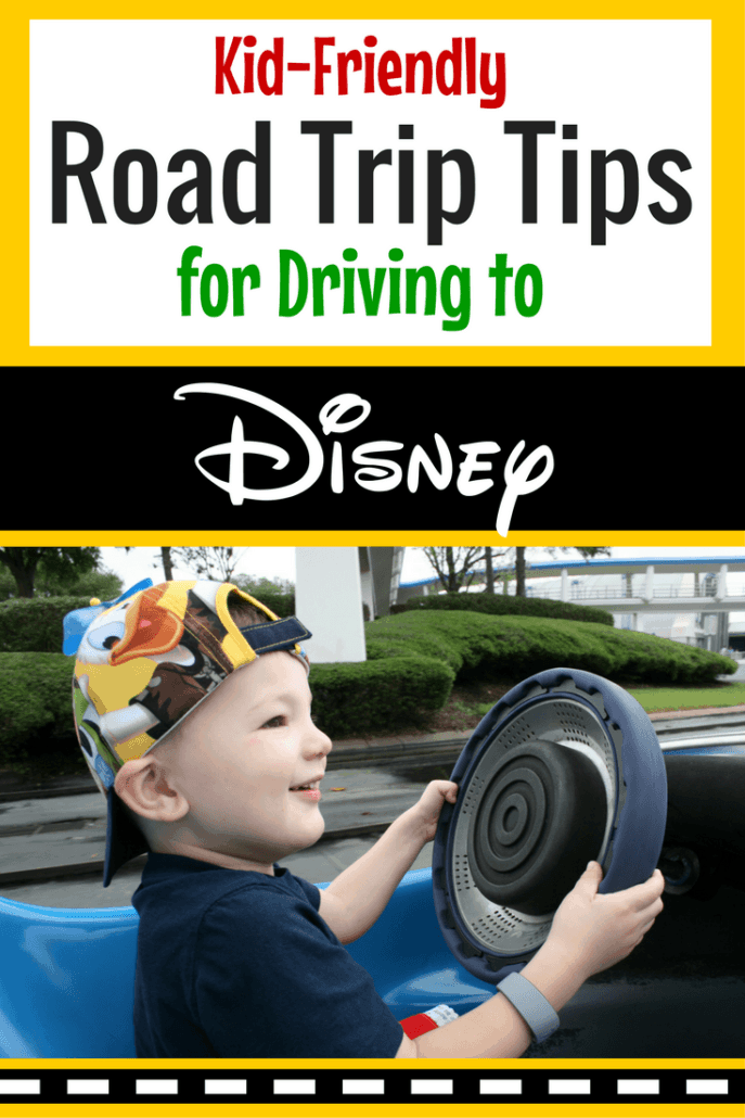 Driving to Disneyland or Walt Disney World? Knock out travel boredom with these helpful kid-friendly road trip tips