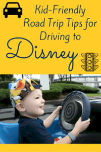 Knock out travel boredom with these helpful Kid-Friendly Road Trip Tips for Driving to Disneyland and Walt Disney World