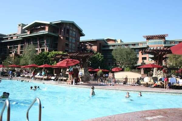 Disneyland Resort Hotel Review - Disney's Grand Californian Hotel and Spa